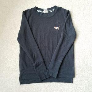 Pink VS | Womens Crew Neck Sweatshirt